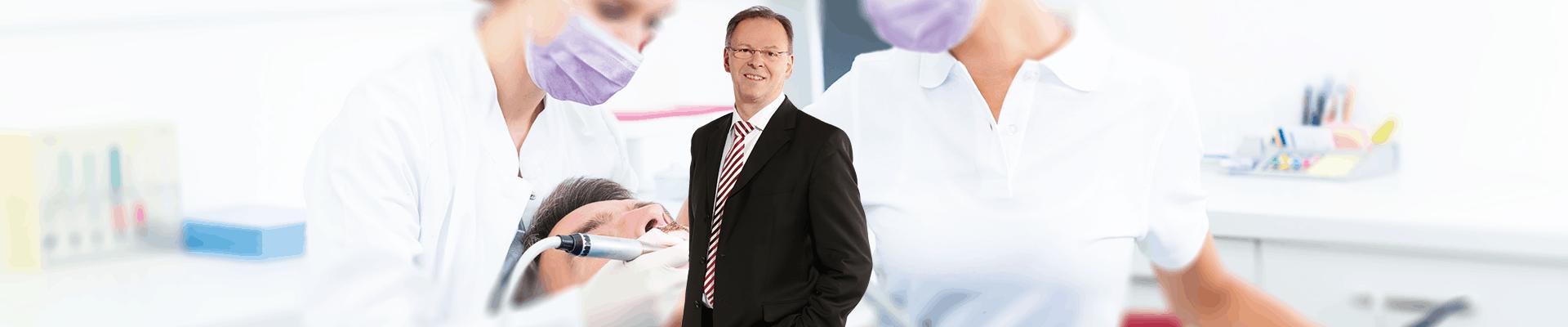 Ralph Leibecke Rechtsanwalt Medizinrecht Göttingen